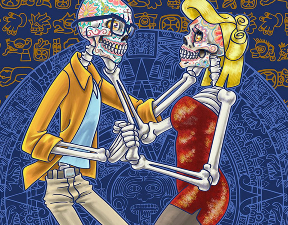 Viva La Muerte - pôster.