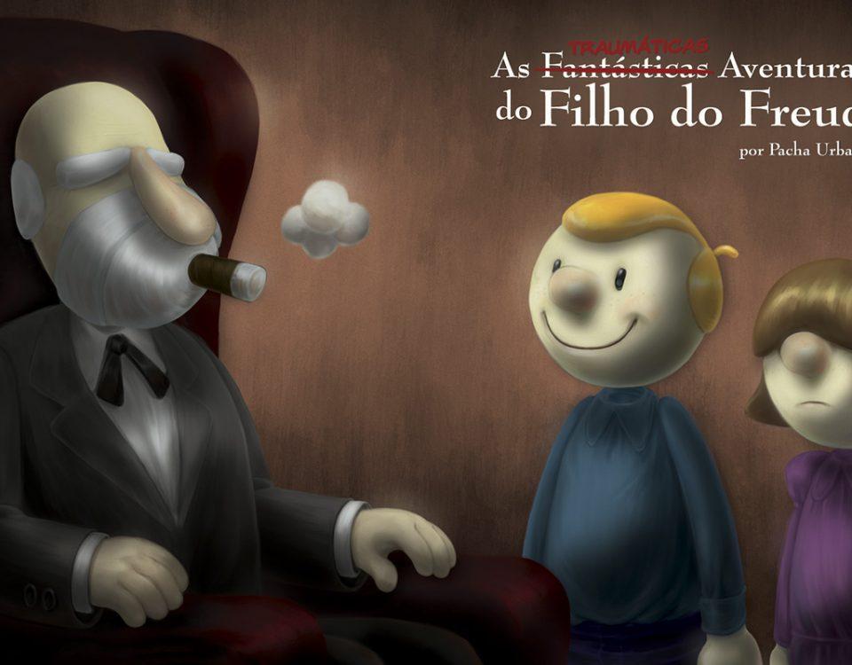 Filho do Freud - pôster.