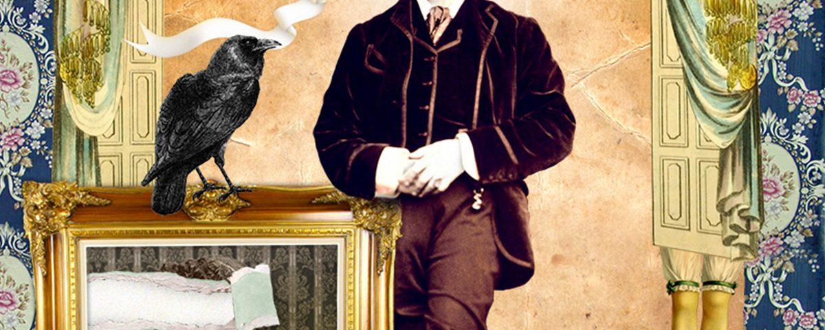 Oscar Wilde - pôster.