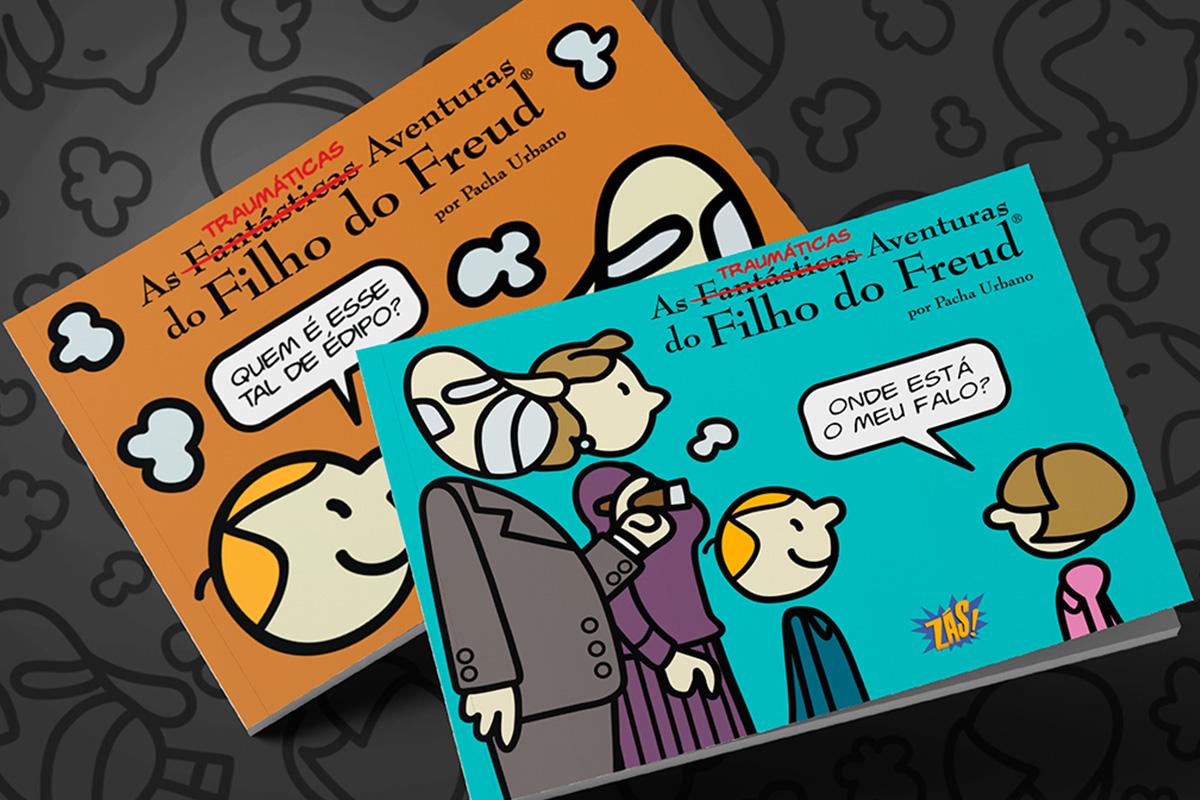 Projeto | Filho do Freud | Vol. 1 e 2