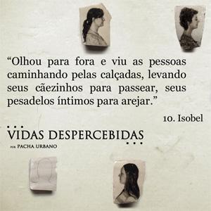 Frase 04 | Vidas Despercebidas